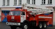 В Омске из горящего дома на Харьковской пожарные эвакуировали 25 человек (фото)