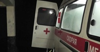 В Омске автомобиль скорой помощи сбил мужчину ОБНОВЛЕНО