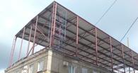 У торгового комплекса на центральной улице Омска может появиться еще один этаж