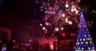 Новогодние фейерверки в Омске будут запускать из четырех точек