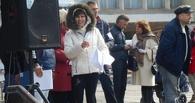 Председатель омского «Яблоко» Нагибина заявлена на звание «Народный герой»