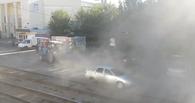 Омичи недовольны уборкой дорог на Серова