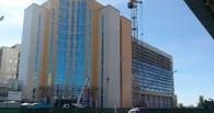 На строительстве главного корпуса ОмГУ «потеряли» 140 млн рублей