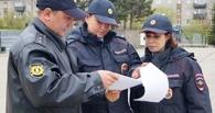 День профилактики в Омске: поймано 16 хулиганов, изъято 20 литров «левого» алкоголя и 23 единицы оружия