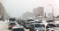 Обзор ситуации на дорогах: ДТП на проспекте Маркса, пробки 6 баллов