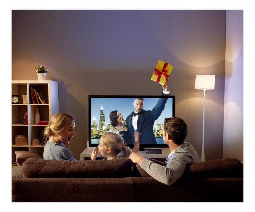 Абоненты кабельного ТВ «Дом.ru» могут смотреть «СТС Love»