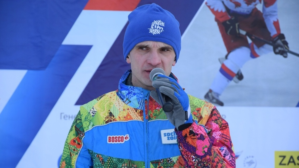 Департамент спорта мэрии Омска возглавил Алексей Фадин