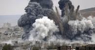 Россия нанесла третий массированный удар по Сирии