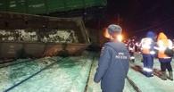 Аварийно-восстановительные работы потерпевшего крушение поезда почти завершены