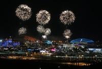 В Сочи официально открылись XXII Олимпийские зимние игры