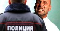 Омского пьяницу, стукнувшего участкового затылком по лицу, приговорили к условному сроку