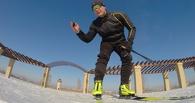 В Омске выбрали лучшее селфи на лыжах