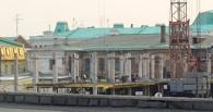Судьба площади Бударина в Омске — стать многоуровневой парковкой