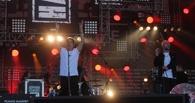 Омская группа «25/17» отожгла на сцене «Нашествия-2016» (фото, видео)