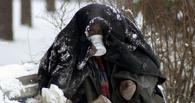 На улице Омска замерз насмерть бомж