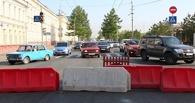 В Омске улицу Ленина полностью закроют для движения