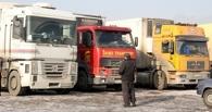Водителей грузовиков на время избавят от штрафов за неоплаченный проезд