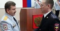 Под Новый Год в УМВД по Омской области назначили нового начальника