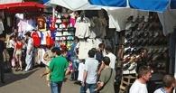 Мэрия Омска грозится снести киоски у «Торгового города» в конце ноября
