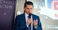 Сутягинскому дали грамоту после игры в хоккей с Путиным