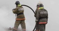 В Омске на пожаре в девятиэтажке погиб мужчина