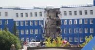 В Омске приостановили экспертизу по делу обрушения казармы ВДВ