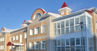 В Омске за пять месяцев построили новый детский сад почти за 93 млн рублей