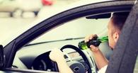 За выходные в Омске поймали 45 пьяных водителей