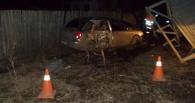 Пьяный омич на Subaru попал в аварию и сбежал из больницы