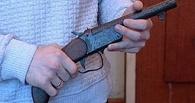 Омич приехал в кафе с обрезом ружья и охотничьим ножом
