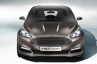 Ford показал первые снимки нового S-Max