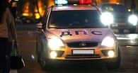 В Омске полицейские устроили погоню за байкером (видео)