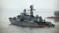 Корабли Балтфлота будут защищать от пиратов гражданские суда