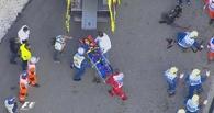В Сочи на Гран-при «Формулы-1» разбился испанский гонщик