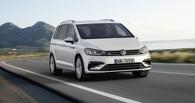 «Гугл» идет в минивэны: представлен новый Volkswagen Touran