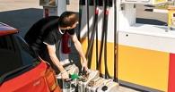 В Омске подорожали бензин и солярка