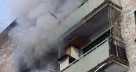 В Омске в «Амуре-2» загорелась десятиэтажка: эвакуировано 22 жильца