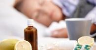 Жители Омска и области стали чаще болеть гриппом и ОРВИ