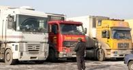 С грузовиков начали собирать деньги за проезд по федеральным трассам