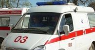 В Омске «ВАЗ» протаранил скорую помощь на встречной полосе