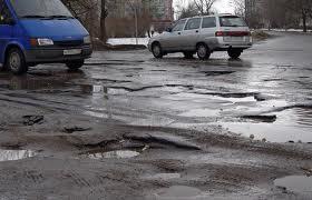 Омская мэрия будет заделывать ямы на Волгоградской полтора года