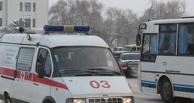 В аварии на улице Лукашевича пострадали два человека