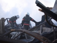 В Китае обрушилось здание начальной школы
