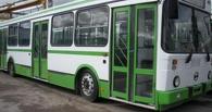 Омича сбил автобус маршрута №32 на пешеходном переходе