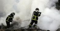 Омские следователи установили возможную причину пожара, где погибли двое детей