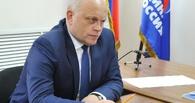 Назаров провел прием населения в Шербакульском районе
