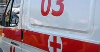 В Омской области 8-летний мальчик упал с крыши гаража