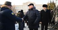 Жителей Омской области поздравили с Днём защитника Отечества Путин, Медведев, Шойгу, Матвиенко, Назаров и Варнавский