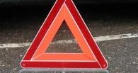 В аварии с маршруткой в Омске пострадали две пассажирки