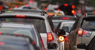 Пробки в 3 балла: в понедельник улицы Омска оказались почти пустыми